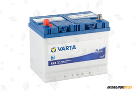 VARTA 70Ah BLUE Dynamic L+